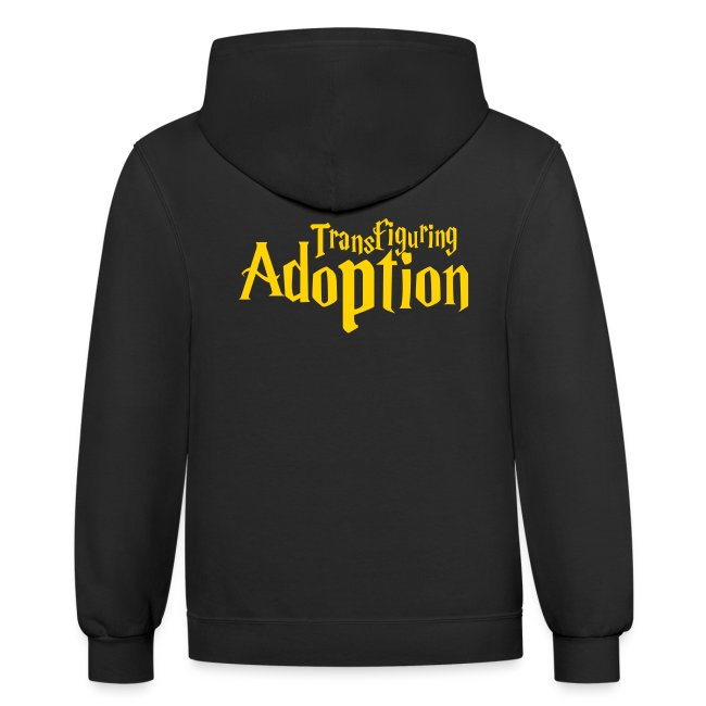 Brave Foster Parent Hoodie - Unisex Adult