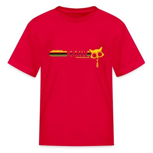 Brave Foster Parent Tshirt - Child's - Kids' T-Shirt