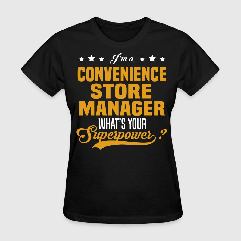 Convenience Store Manager - Women's T-Shirt
