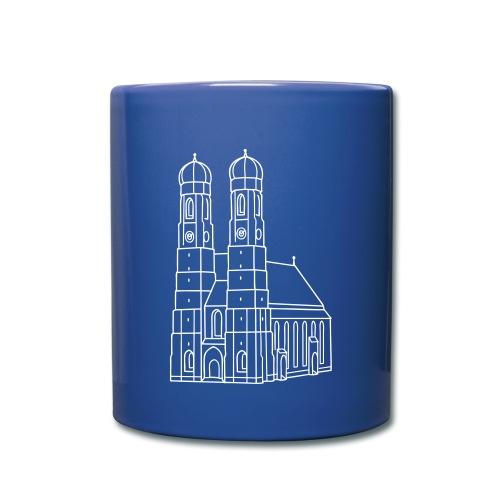 Munich Frauenkirche - Full Color Mug