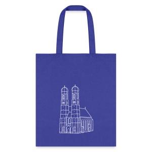 Munich Frauenkirche - Tote Bag
