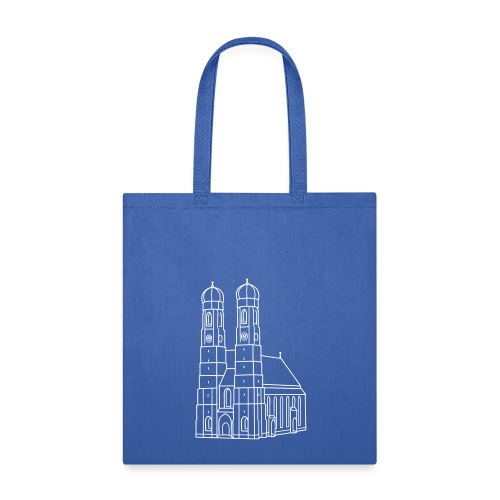 Munich Frauenkirche - Tote Bag