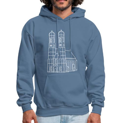Munich Frauenkirche - Men's Hoodie