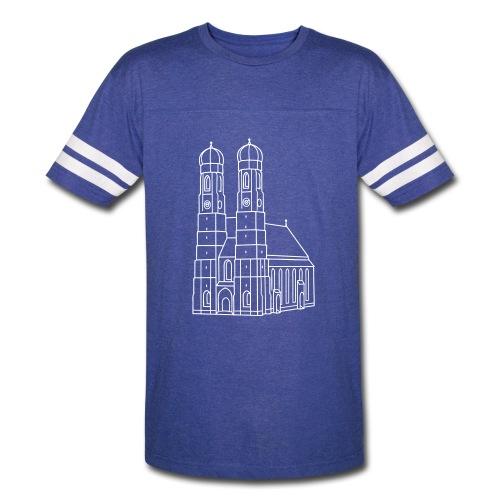 Munich Frauenkirche - Vintage Sport T-Shirt