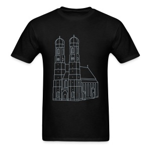 Munich Frauenkirche - Men's T-Shirt