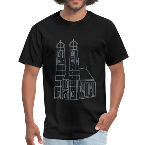 Munich Frauenkirche - Men's T-Shirt