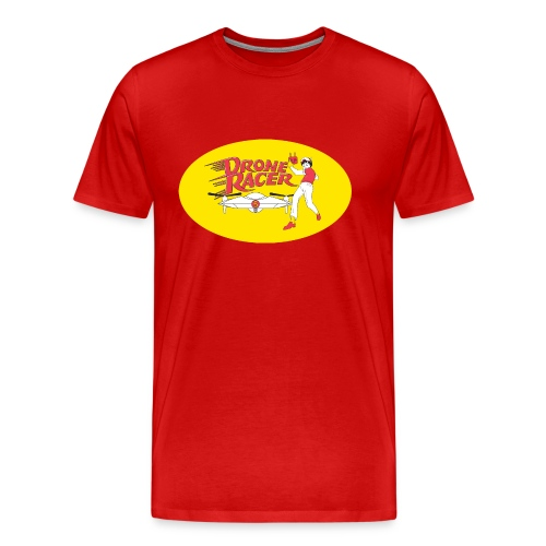 Drone Racer - Men's Premium T-Shirt