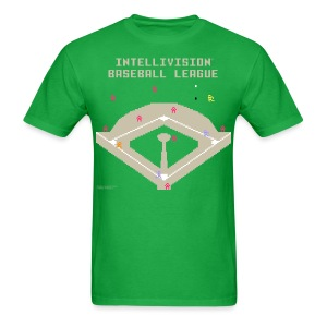 Intellivision Baseball League standard shirt - Men's T-Shirt