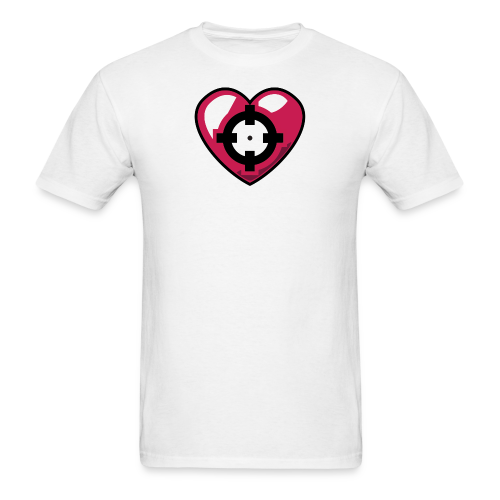 Heart Tee - Men's T-Shirt