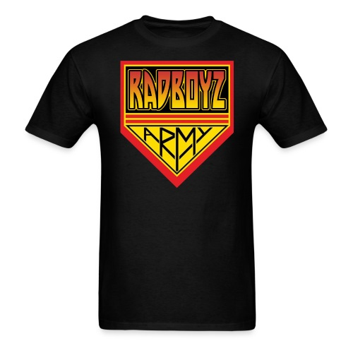 RadBoyz Army Basic T - Men's T-Shirt