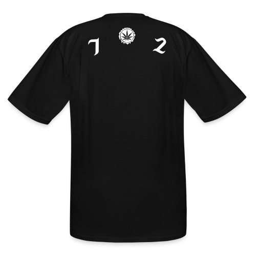702 Back - Men's Tall T-Shirt