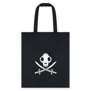 Jolly Kitty Pirate Skull, Bones ans Sabres