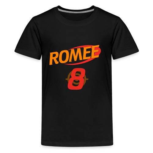 Boy - Romee BLK - Kids' Premium T-Shirt