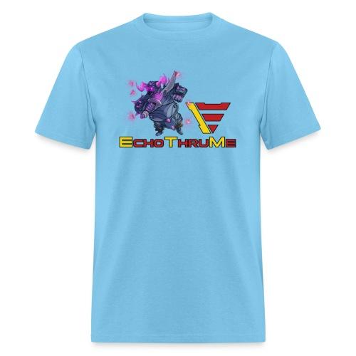Custom Pekka Logo 4 - Men's T-Shirt