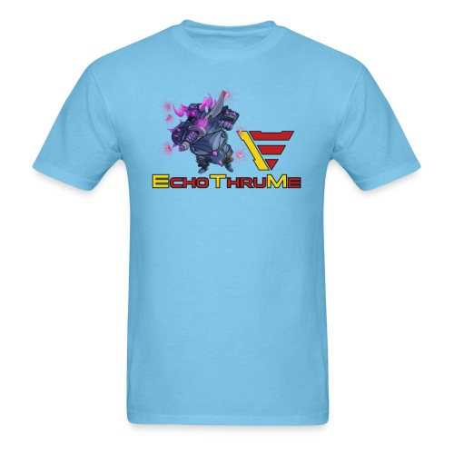 Custom Pekka Logo 4 - Men's T-Shirt