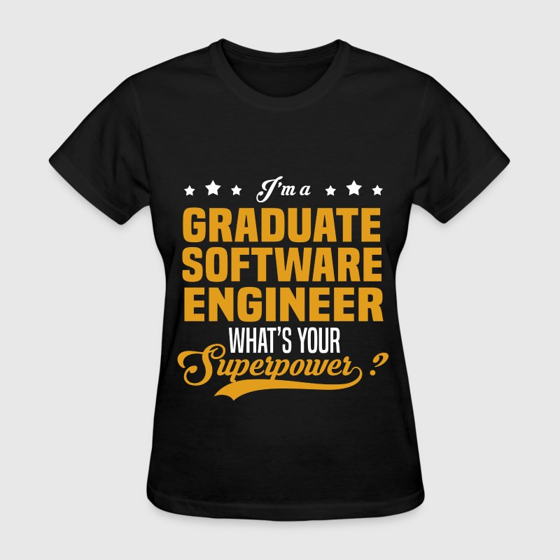 Graduate Software Engineer - Women's T-Shirt