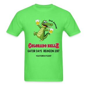 GATOR DAYS REUNION 2017 - Men's T-Shirt