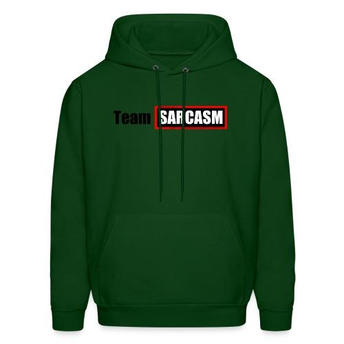 Team Sarcasm Logo - Men's Hoodie