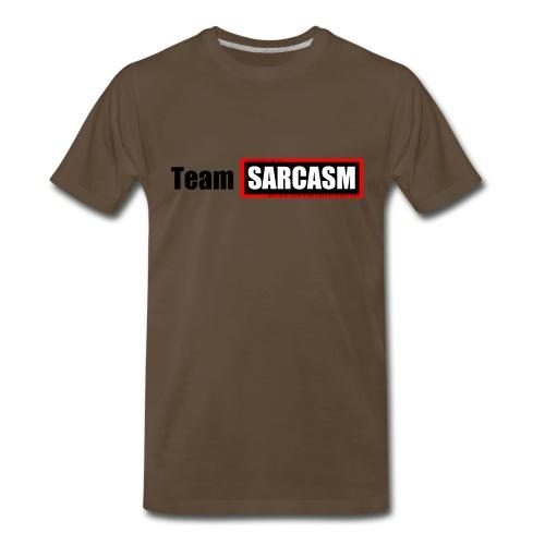 Team Sarcasm Logo - Men's Premium T-Shirt