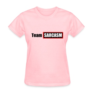 Team Sarcasm Logo - Women's T-Shirt