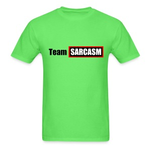 Team Sarcasm Logo - Men's T-Shirt
