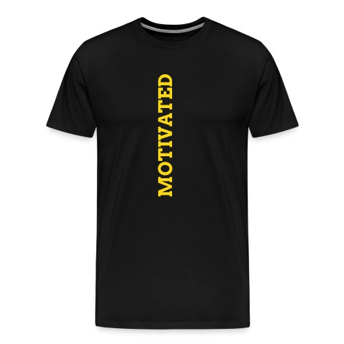 MOTIVATED T-SHIRT - Men's Premium T-Shirt