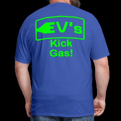 Men's Standard T- EV kicks Back - Men's T-Shirt