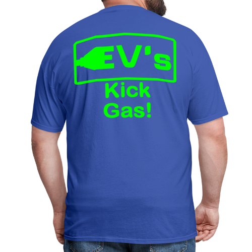 Men's Standard T- EV kicks Back - Men's T-Shirt