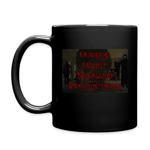 Horror Haunt Screams Productions mug - Full Color Mug