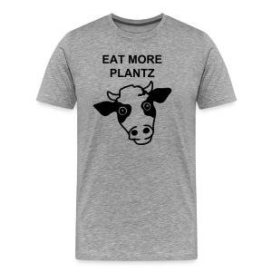 Eat More Plantz - Men's Premium T-Shirt