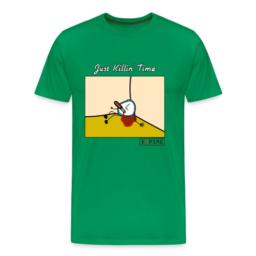 Men's Killin' Time T-shirt - Men's Premium T-Shirt