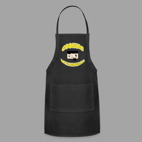 Cooking apron - Adjustable Apron