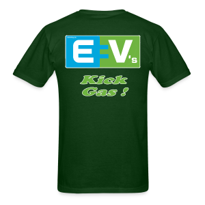 Men's Standard T- EV2 kicks Back - Men's T-Shirt
