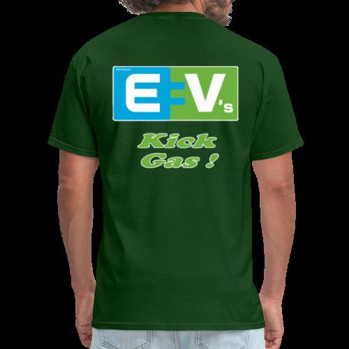 Men's Standard T- EV2 kicks Back - Men's T-Shirt