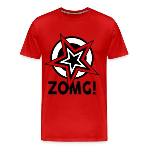 ZOMG - Men's Premium T-Shirt