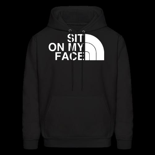 Sit On My Face - Men's Hoodie