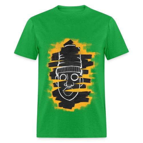 Mellow Yellow B-Boy - Men's T-Shirt
