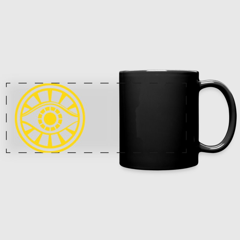 MEYERISM_EYE Mugs & Drinkware - Full Color Panoramic Mug