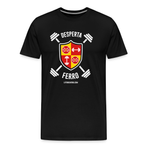 Desperta Ferro - Men's Premium T-Shirt