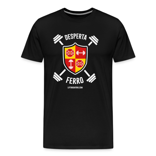 Desperta Ferro - Men's Premium T-Shirt