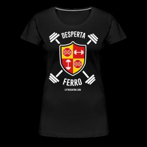 Desperta Ferro - Women's Premium T-Shirt