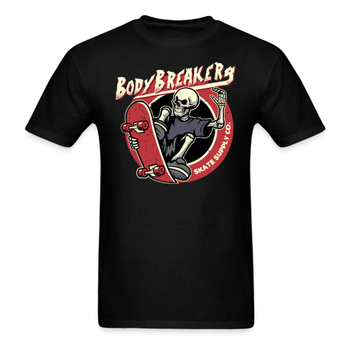 BodyBreakers Skate Supply Co - Men's T-Shirt