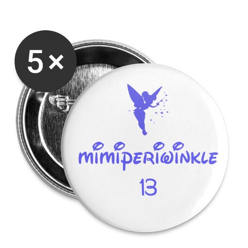 Mimiperiwinkle Pins! - Small Buttons