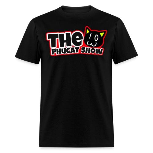 The PhuCat Show T-Shirt - Men's T-Shirt