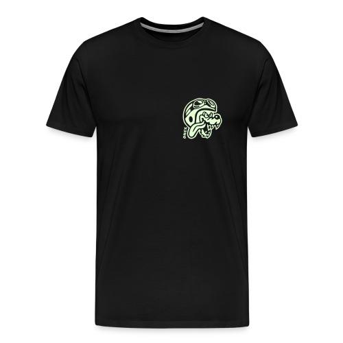 Onex 2017 f+b wolf Helmet - Men's Premium T-Shirt
