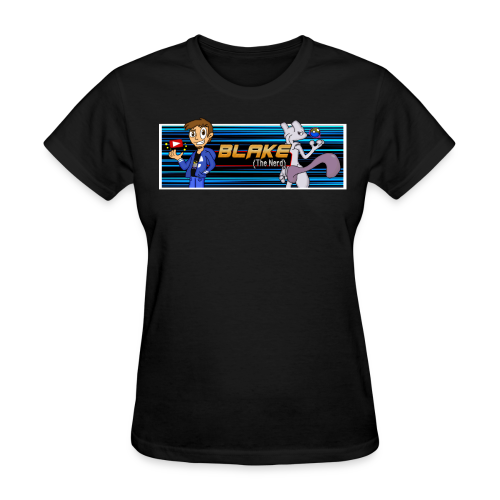 Blake (The Nerd) Official - Women's T-Shirt