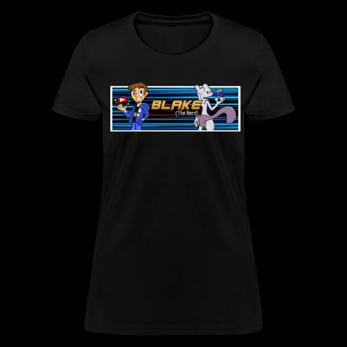 Blake (The Nerd) Official - Women's T-Shirt