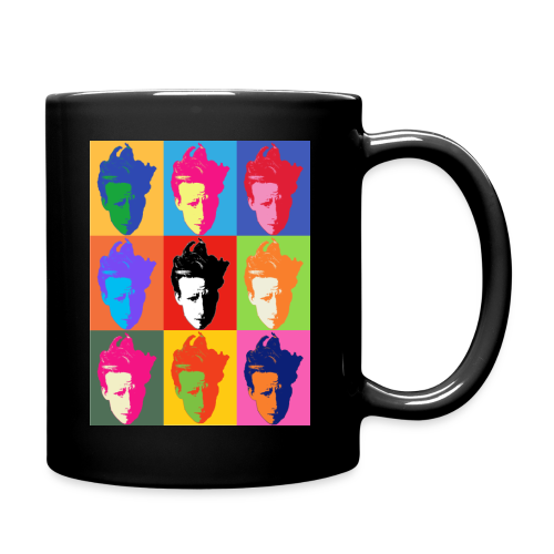 Mommy Warhol Mug - Full Color Mug