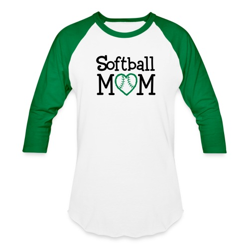 Softball Mom - Baseball T-Shirt