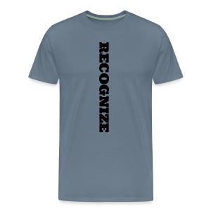 recognize t-shirt - Men's Premium T-Shirt